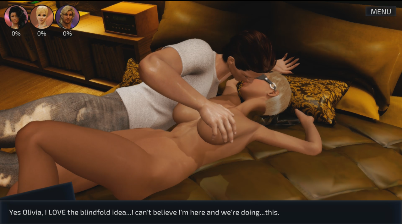 Blind date 3d sex game
