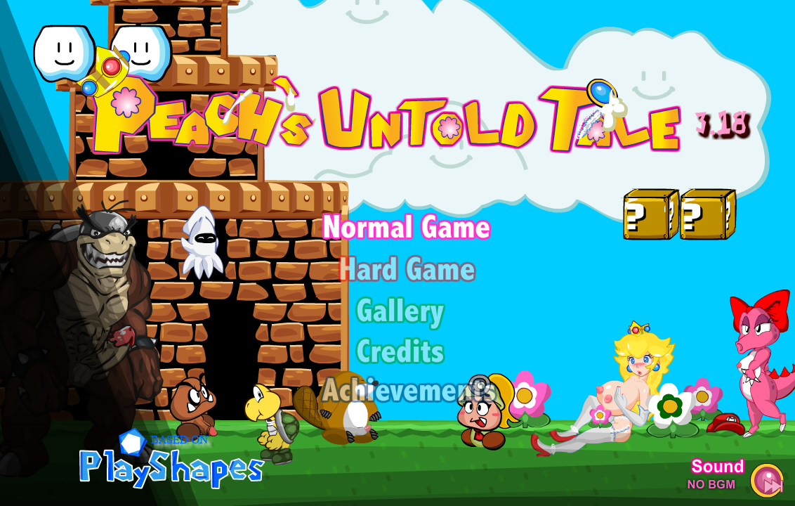 Mario is missing! peachs untold tale 3