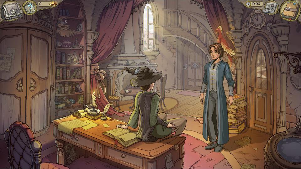 Akabur hermione trainer akabur - livinda