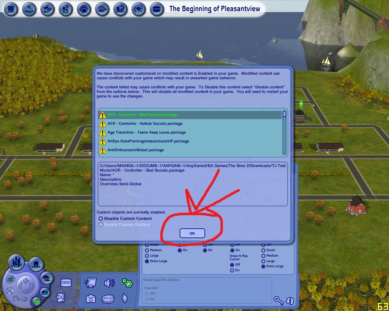 Free sims 2 sex objects