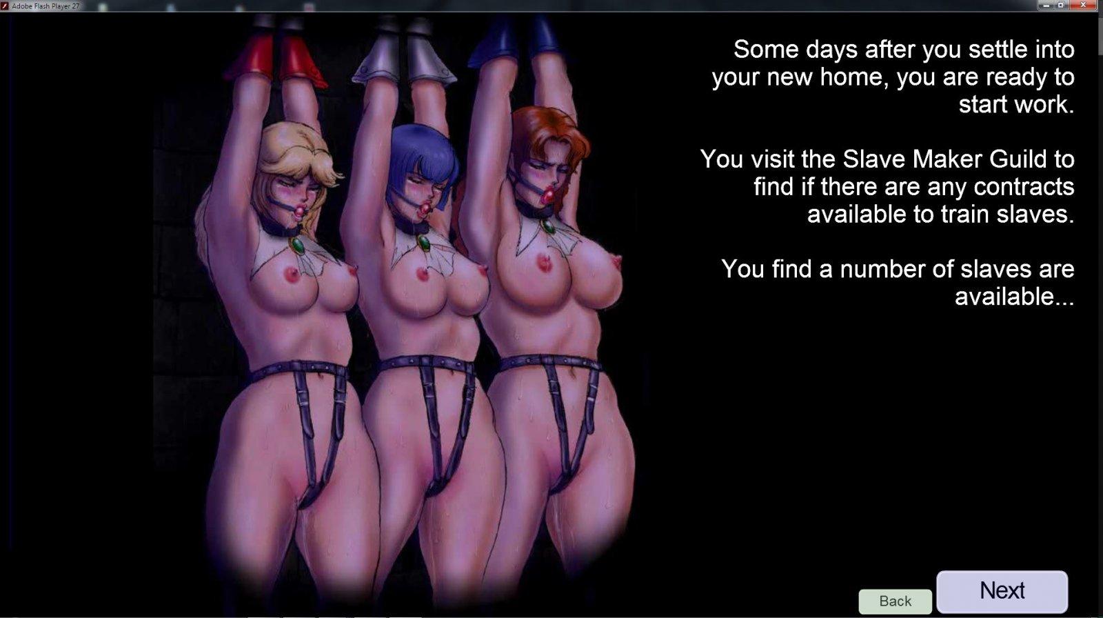 slave maker game download