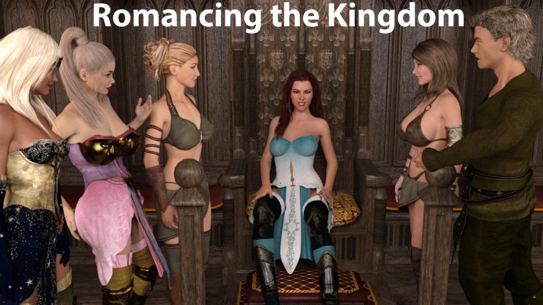 Romancing the Kingdom [v0.5501] [Jill Gates] Adult Sex Games