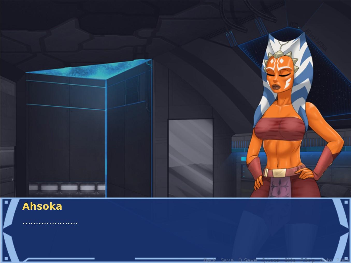 Star wars tetas porno